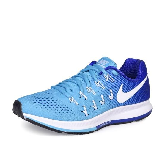 מוצרי נייק לנשים Nike Air Zoom Pegasus 33 - כחול/תכלת