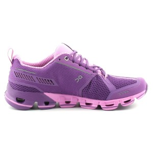 נעליים און לנשים On Cloudflyer - סגול