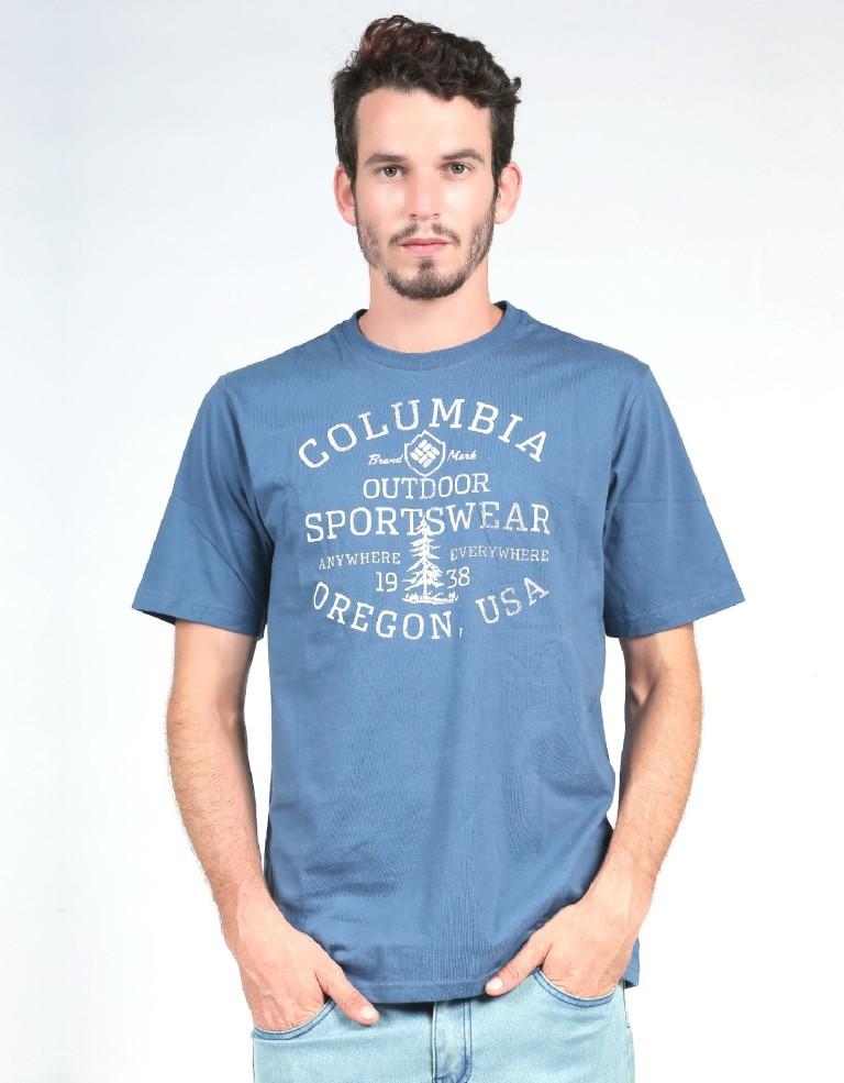 מוצרי קולומביה לגברים Columbia CSC Latitude Legend - כחול