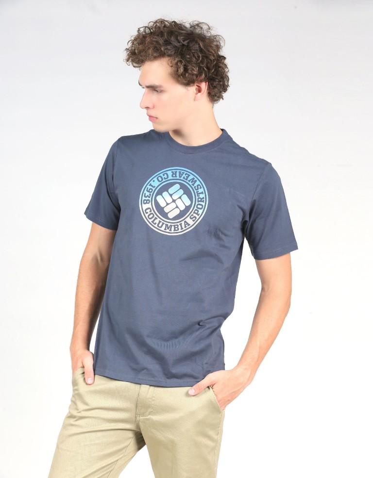 מוצרי קולומביה לגברים Columbia CSC Tried and True - כחול