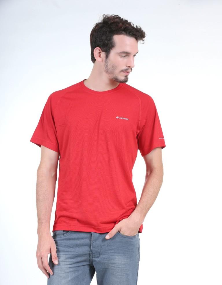 מוצרי קולומביה לגברים Columbia Mountain Tech III - אדום