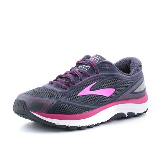נעלי הליכה ברוקס לנשים Brooks Dyad 9 - אפור