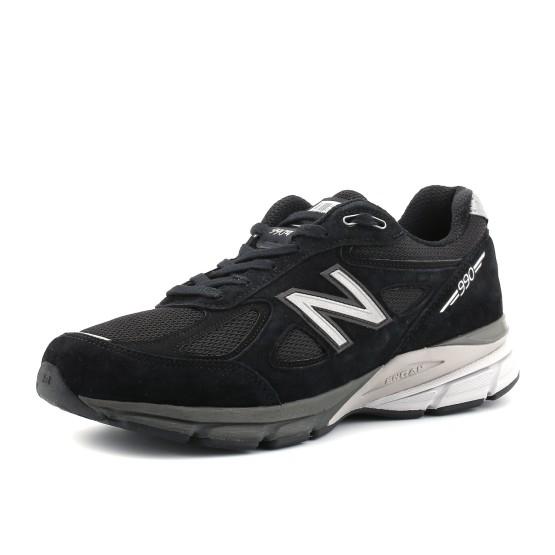 נעליים ניו באלאנס לגברים New Balance M990 V4 - שחור