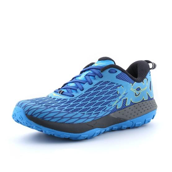 נעליים הוקה לגברים Hoka One One Speed Instinct - כחול