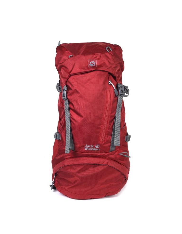 מוצרי Jack Wolfskin לנשים Jack Wolfskin ACS Hike 34 Pack - אדום
