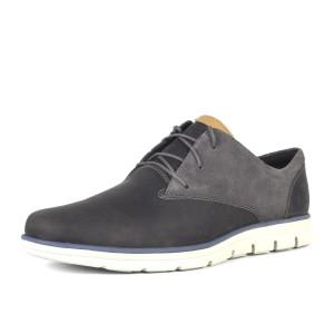 נעליים אלגנטיות טימברלנד לגברים Timberland Bradstreet Plain Toe Oxford - אפור