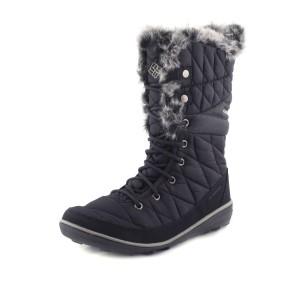 מגפיים קולומביה לנשים Columbia Heavenly Omni Heat - שחור