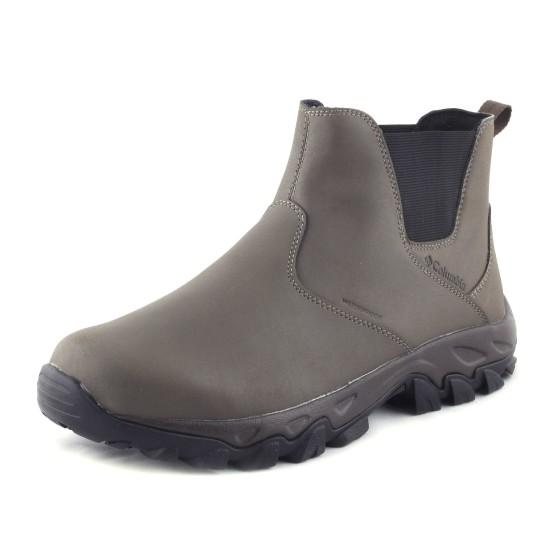 מוצרי קולומביה לגברים Columbia Newton Ridge Plus Slip Waterproof - חום בהיר