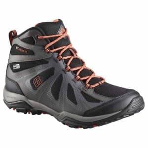 נעלי הליכה קולומביה לנשים Columbia Peakfreak Xcrsn II Xcel Mid Outdry - כתום/שחור