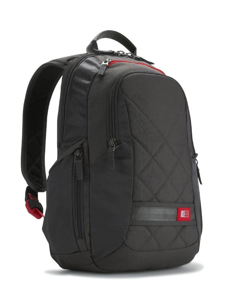 תיקי גב Case Logic לנשים Case Logic 14Inch Laptop Backpack - אפור כהה