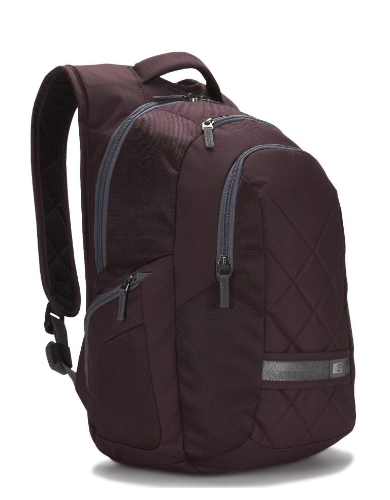 תיקי גב Case Logic לנשים Case Logic 16Inch Laptop Backpack - בורדו