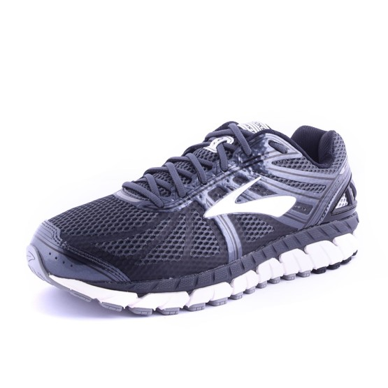 נעלי הליכה ברוקס לגברים Brooks Beast 16 - אפור כהה