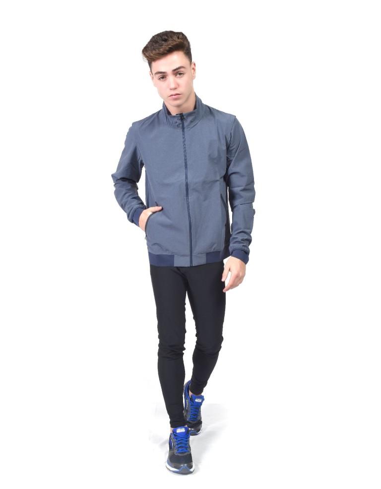 מוצרי ברוקס לגברים Brooks Pure Project Jacket II - כחול