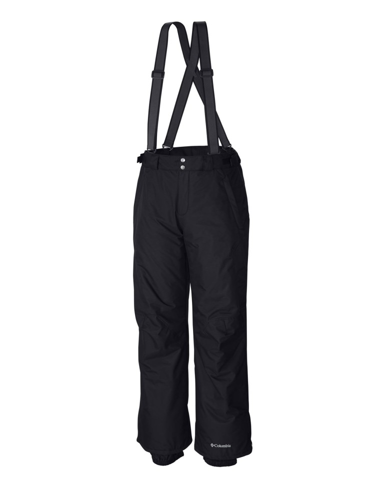 מוצרי קולומביה לגברים Columbia Bugaboo Omni Heat Suspender Pant - שחור