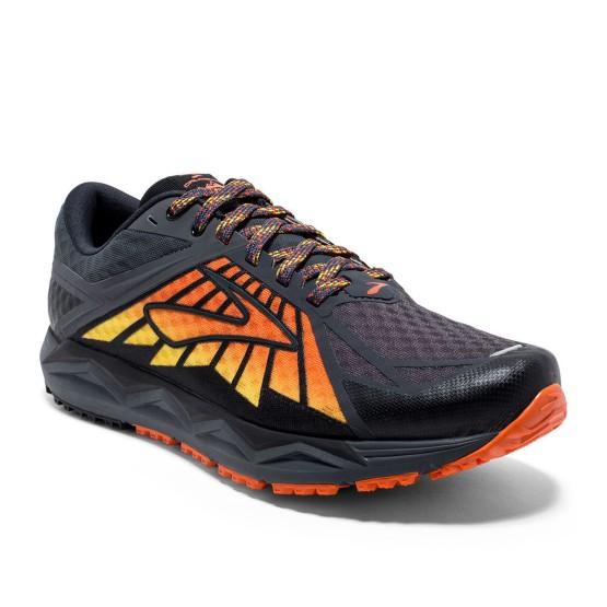 נעליים ברוקס לגברים Brooks Caldera - שחור