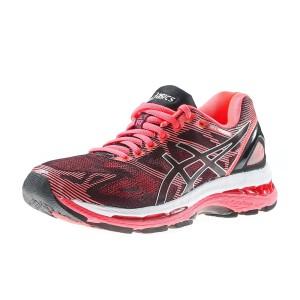 נעליים אסיקס לנשים Asics Gel-Nimbus 19 - ורוד/שחור