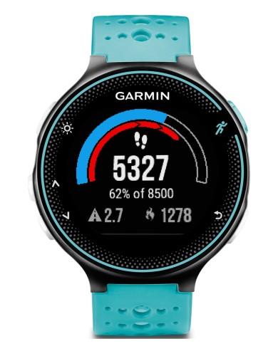 שעוני ספורט גרמין לנשים Garmin Forerunner 235 - טורקיז