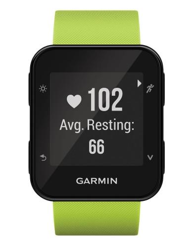 שעוני ספורט גרמין לנשים Garmin Forerunner 35 - ירוק