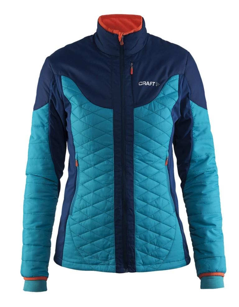 בגדי חורף Craft לנשים Craft Insulation Jacket - כחול/תכלת