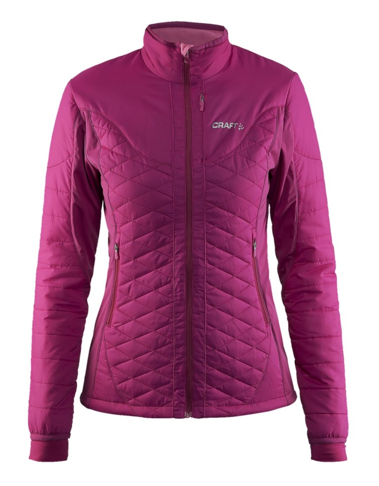 בגדי חורף Craft לנשים Craft Insulation Jacket - ורוד