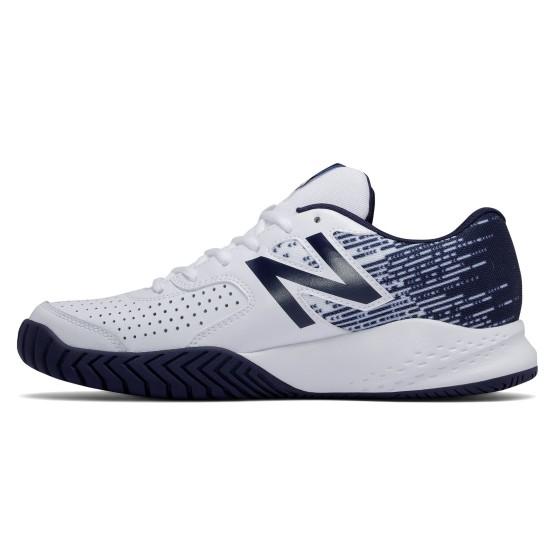 מוצרי ניו באלאנס לגברים New Balance MC696 V3 - כחול/לבן