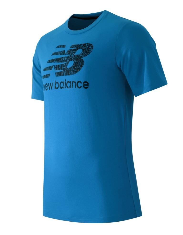 ביגוד ניו באלאנס לגברים New Balance MT53511 - כחול