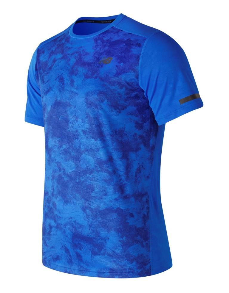 ביגוד ניו באלאנס לגברים New Balance MT71047 - כחול