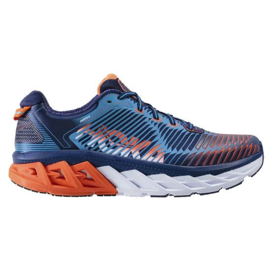 נעליים הוקה לגברים Hoka One One Arahi - כחול