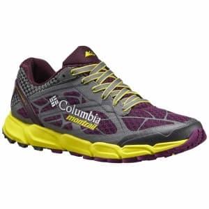 נעליים קולומביה לנשים Columbia Caldorado II - בורדו