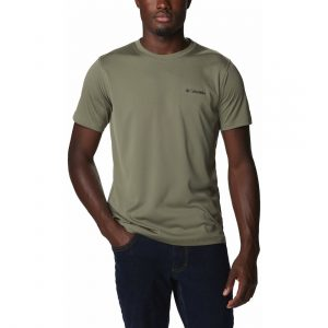 חולצת אימון קולומביה לגברים Columbia Zero Rules - ירוק