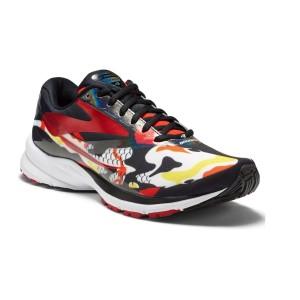 נעליים ברוקס לגברים Brooks Launch 4 - צבעוני/שחור