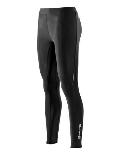 ביגוד Skins לנשים Skins A200 Long Tights - שחור