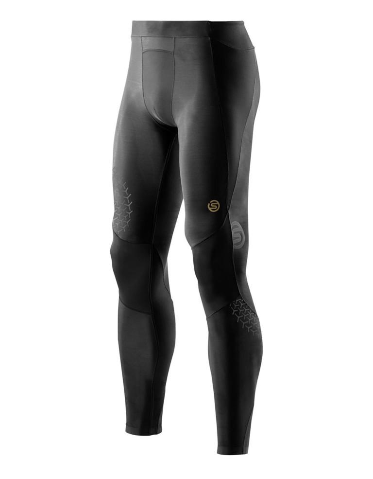 ביגוד Skins לגברים Skins A400 Long Tights - שחור