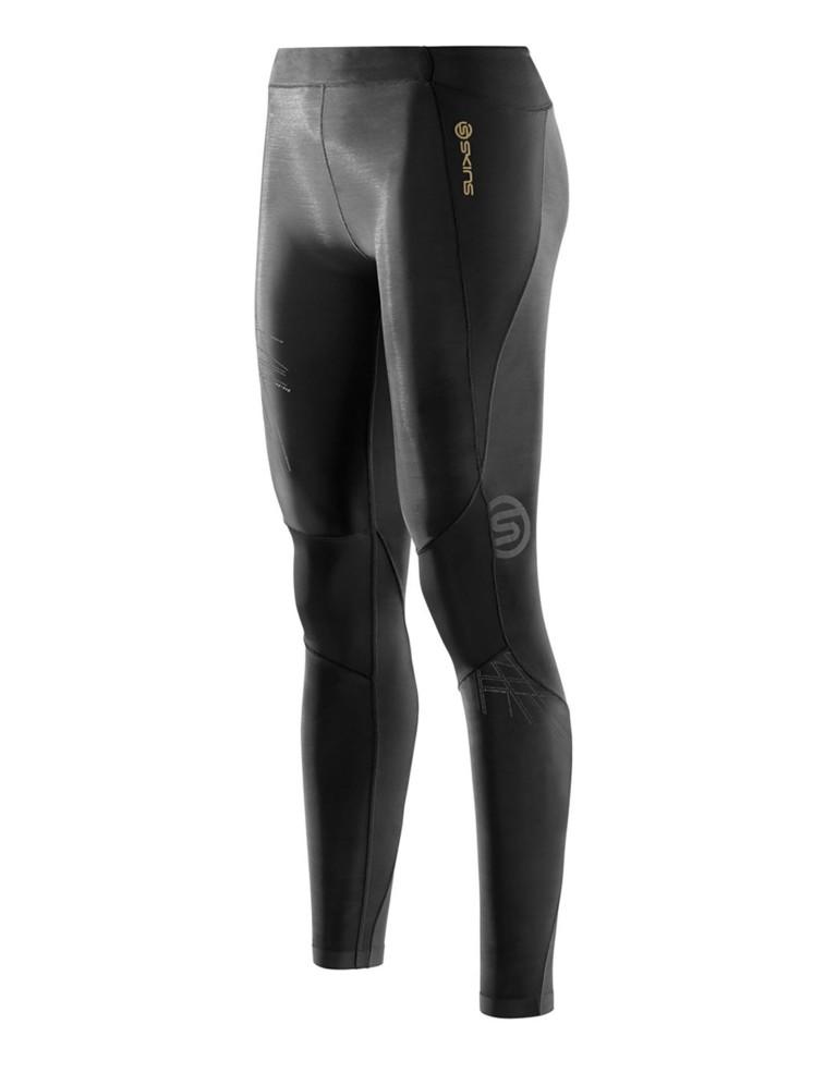 ביגוד Skins לנשים Skins A400 Long Tights - שחור