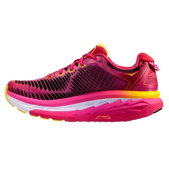 נעליים הוקה לנשים Hoka One One Arahi - ורוד