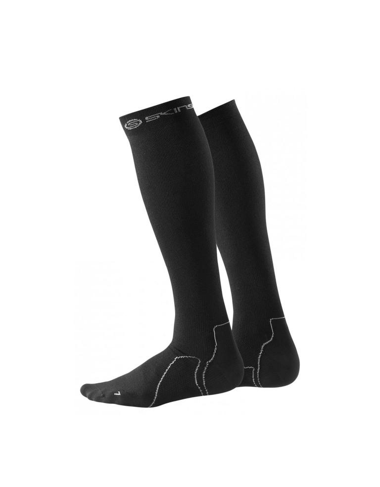 ביגוד Skins לגברים Skins Compression Recovery Socks - שחור