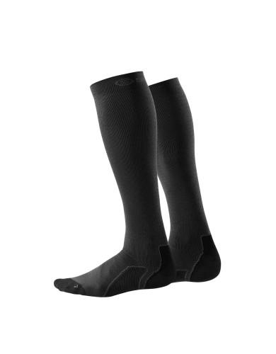 אביזרי ביגוד Skins לגברים Skins Compression Recovery Socks - אפור כהה