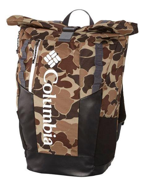 מוצרי קולומביה לנשים Columbia Convey 25L Rolltop - חום
