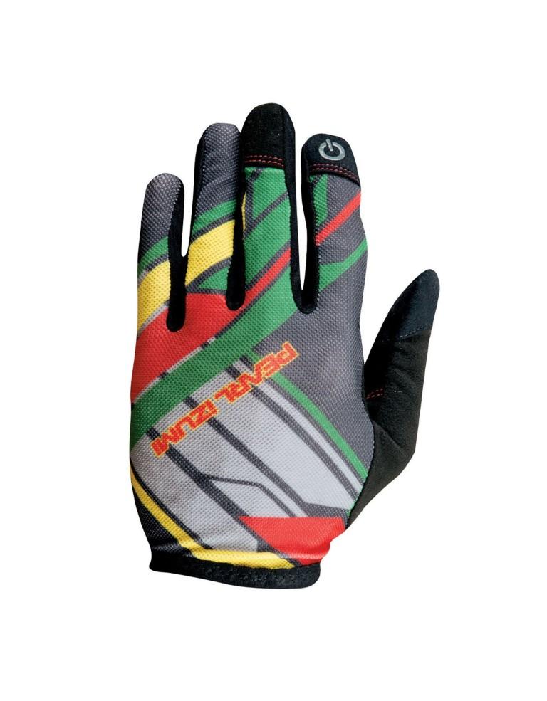 מוצרי פרל איזומי לגברים Pearl Izumi Divide Glove - צבעוני/שחור
