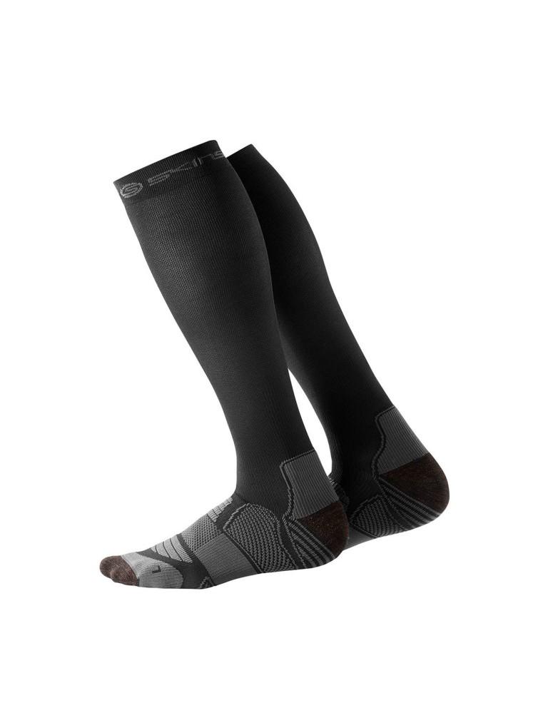 ביגוד Skins לגברים Skins Essentials Active Socks - שחור/אפור
