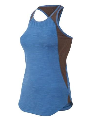 ביגוד פרל איזומי לנשים Pearl Izumi Flash Singlet - כחול