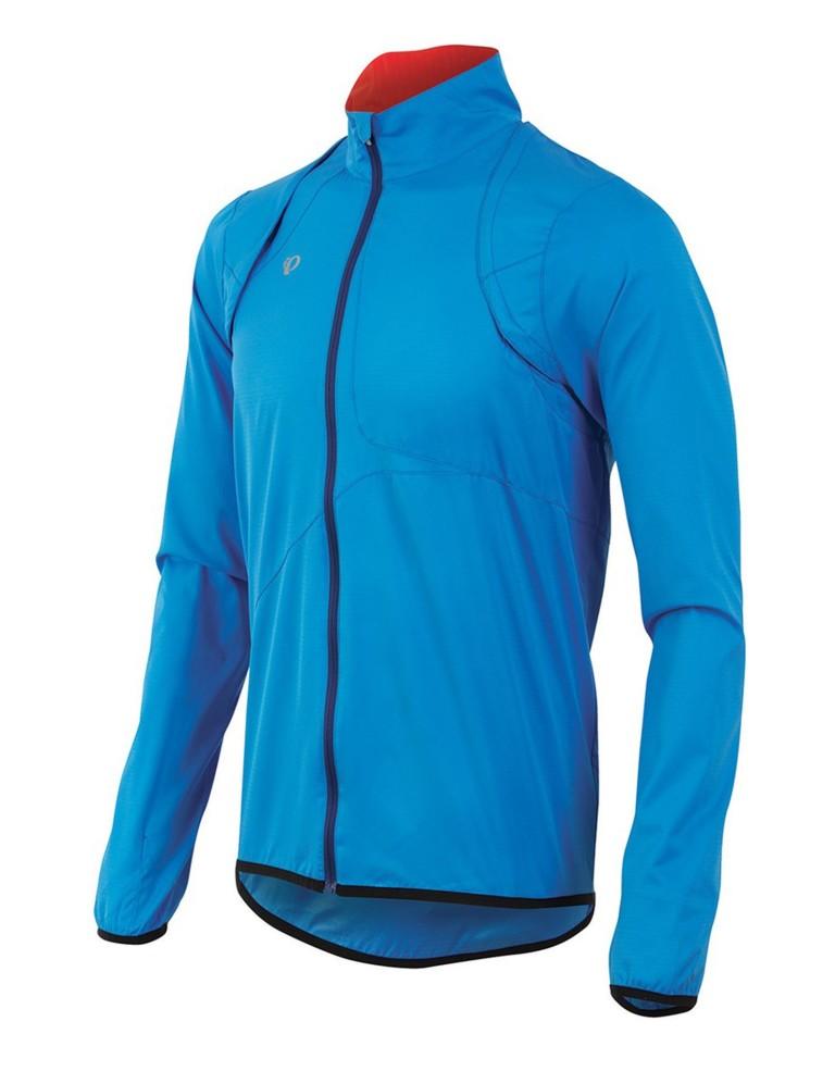 ביגוד פרל איזומי לגברים Pearl Izumi Fly Convertible Jacket - כחול