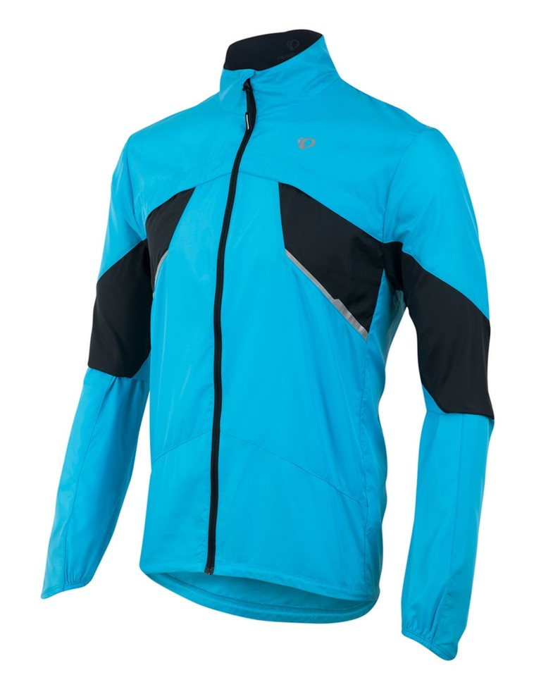 בגדי חורף פרל איזומי לגברים Pearl Izumi Fly Jacket - תכלת