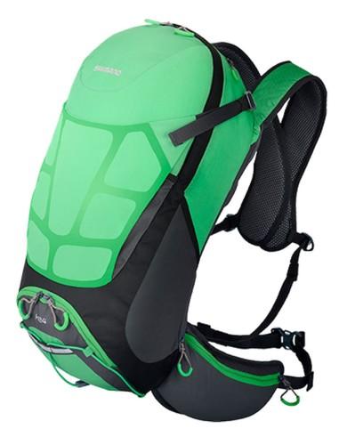 מוצרי שימנו לנשים Shimano Hotaka X-Alp 24L - ירוק