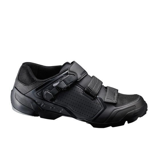 נעליים שימנו לגברים Shimano ME5 - שחור מלא