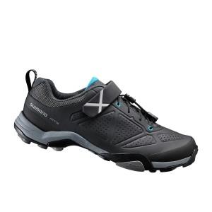 נעליים שימנו לגברים Shimano MT5 - שחור