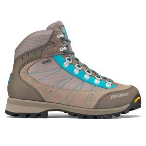 נעלי הליכה Tecnica לנשים Tecnica Makalu III GTX - חום בהיר