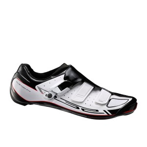 מוצרי שימנו לגברים Shimano R321 - שחור/לבן