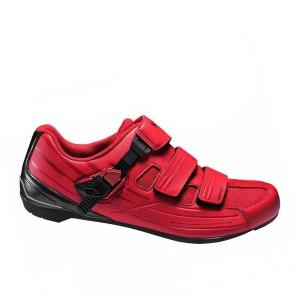 מוצרי שימנו לגברים Shimano RP3 - אדום