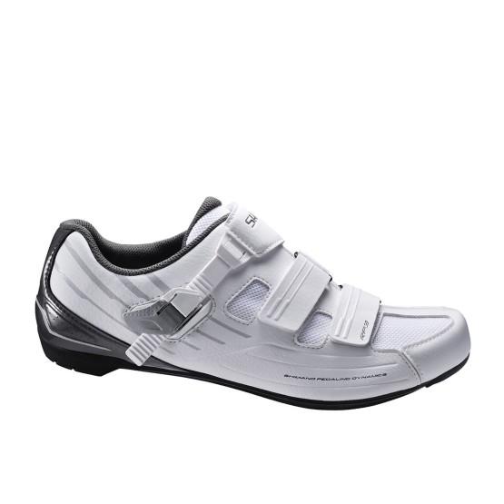 מוצרי שימנו לגברים Shimano RP3 - לבן